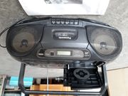 Tragbare Stereoanlage Panasonic