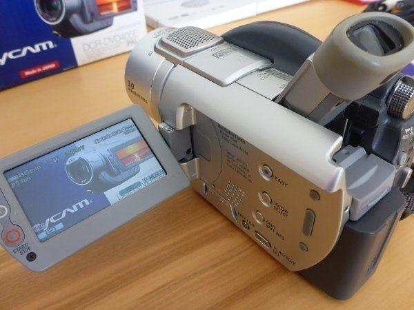 Sony DVD Kamera DCR-DVD405