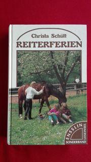Reiterferien - Jugendbuch - Sammlungsauflösung