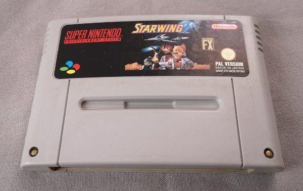STARWING FX - Super Nintendo Modul