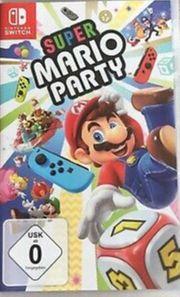 Mario Party für Switch zu