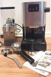 Gaggia Classic Espressomaschine Demoka M-207