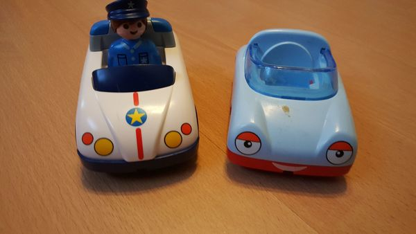 Playmobil Autos 1-2-3