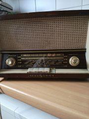 Altes Radio Löwe Optar