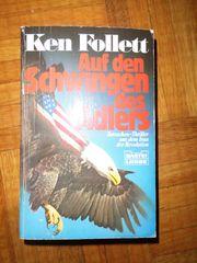 Buch Roman Ken Follett Auf