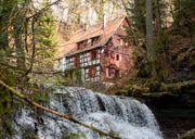 historische Mühle in einzigartiger Alleinlage