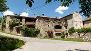 Landhaus in den spanischen Pyrenäen
