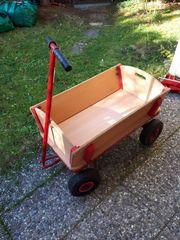 Leiterwagen Bollerwagen Wiesel Trolley
