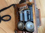 Antikes Telefon