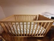 Babybett Kinderbett inkl Lattenrost Matratze