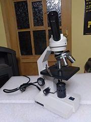 Mikroskop günstig abzugeben