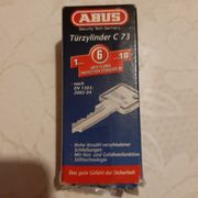 ABUS Profilzylinder C73 Zylinderschloss 40