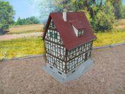 Modellgebäude HO von VOLLMER Faller