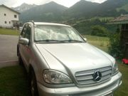 Mercedes ML 270 SUV