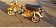 Honda Dax ST 50G Restauriert