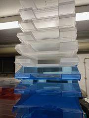 60 x Briefablagen A4 verschiedene