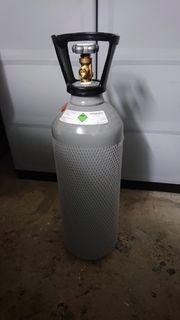 Co2 Flasche 10 kg mit