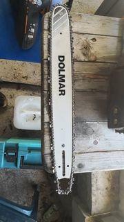 DOLMAR Schwert mit Kette