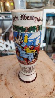 Schöner Bierkrug Krug Vase