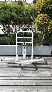 Fahrradträger für SUV Reserverad