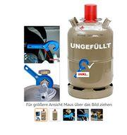 11 kg Camping Gas-Flasche Neu