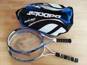 Tennisschläger Kinder mit Tennisrucksack