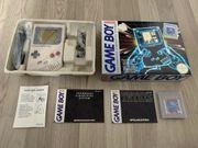 Gameboy Classic mit Tetris und