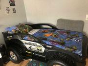Kinder autobett