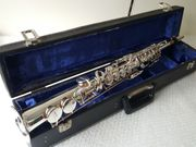 Selmer Mark VI Sopranrsaxophon Silber