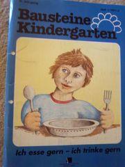 Bausteine Kindergarten Mappen