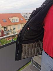 Neuwertige Herren-Golfjacke Wellensteyn schwarz XL