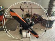 Gleitschirmmotor Paramotor Flyproducts Motorschirm PPG