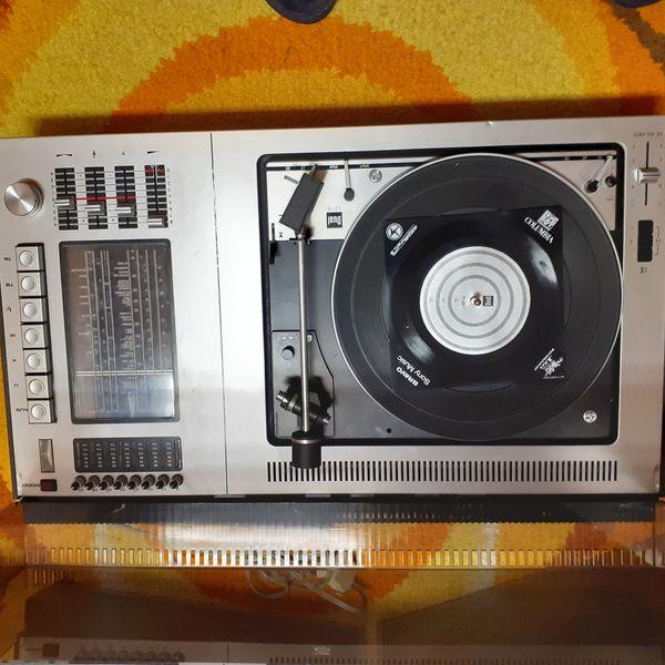 Grundig Stereo Anlage 2000 hifi