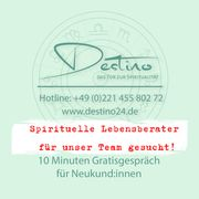 Destino24 - Spirituelle Lebensberater innen gesucht