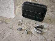 Premium Hörgeräte der Firma Widex