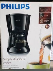 Neuwertig- Philips Hausgeräte Kaffeeautomat HD