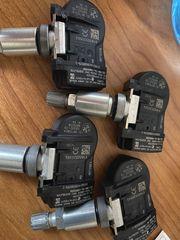 4 BMW Reifendrucksensor RDKS S180052056G