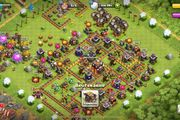 clash of clans min max