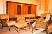 Wohnzimmermöbel Schippendale Stil