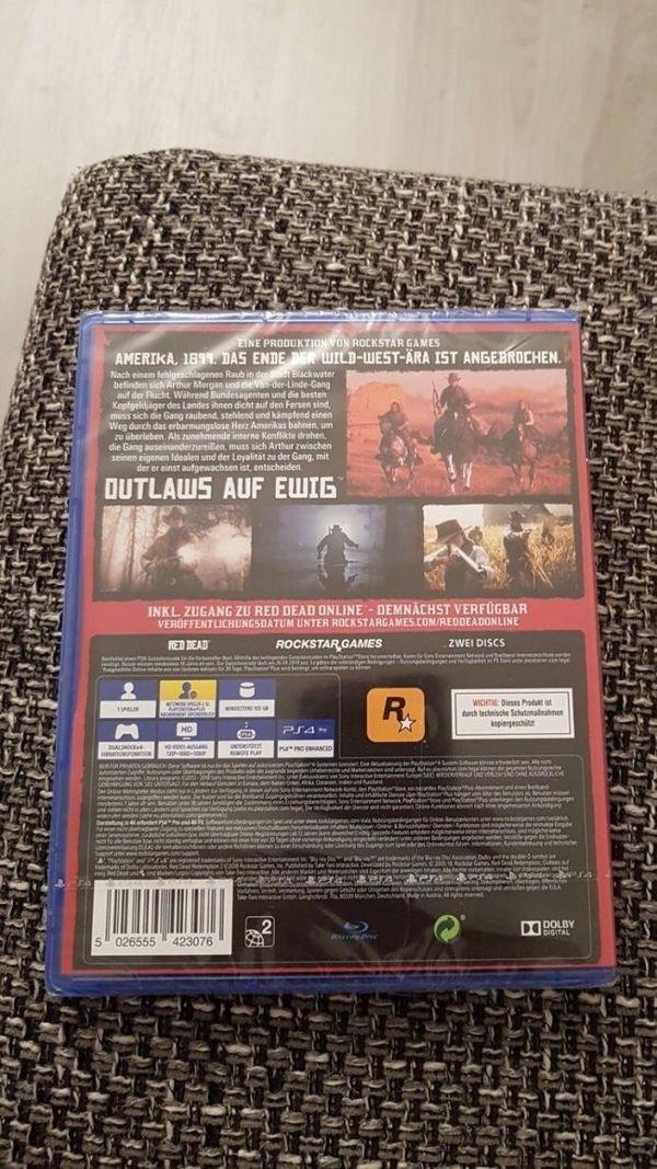 Red Dead Redemption 2 für