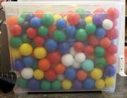 400 Bällebad Bälle bunt gemischt