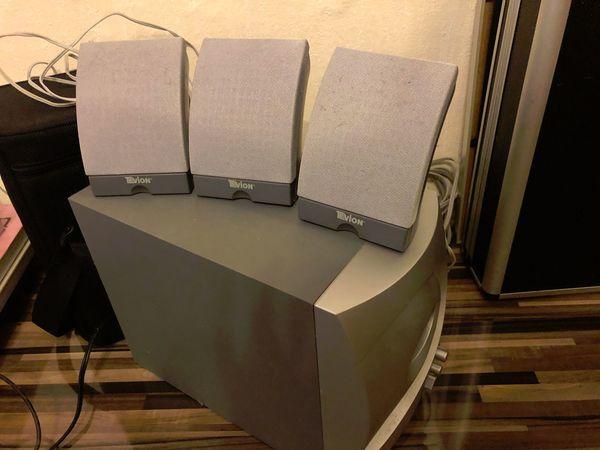 Aktiv-Lautsprecher-Boxen