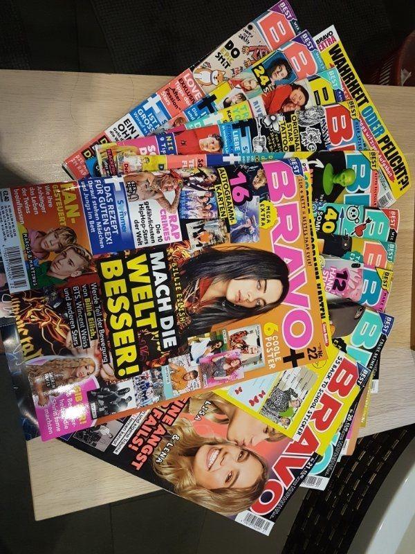 BRAVO Zeitschriften