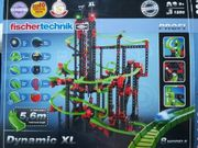 Kugelbahn Fischer Technik Dynamic XL