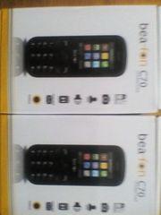 2 x bea-fon C70 Dual-SIM-Handy