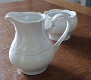 Milchkännchen u Zuckerd Antik Könitz