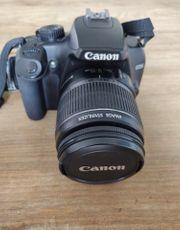 Canon EOS 1000D Spiegelreflex Kamera