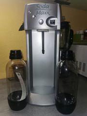 Soda Maxx Wassersprudler mit 2