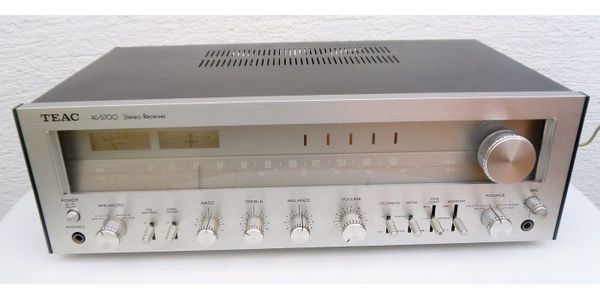 Teac AG-5700 HiFi Stereo-Receiver incl