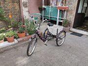 Dreirad Fahrrad 24 Zoll